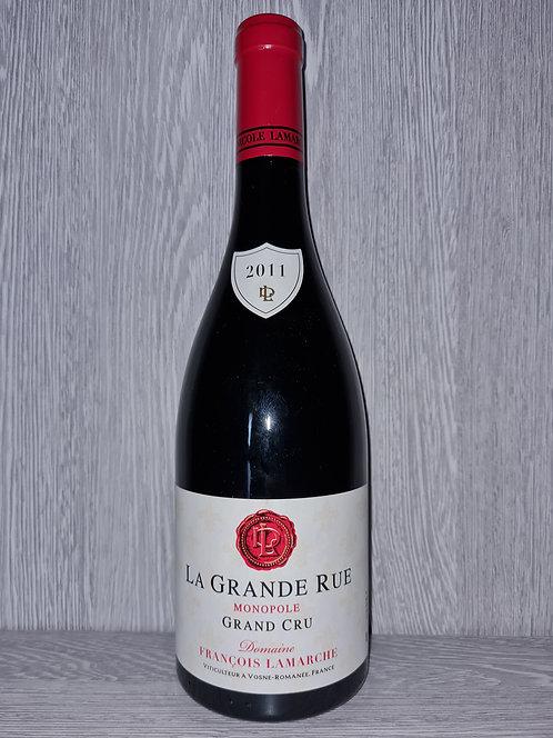 La Grande Rue Grand Cru 2011 (75 cl) - Domaine François Lamarche
