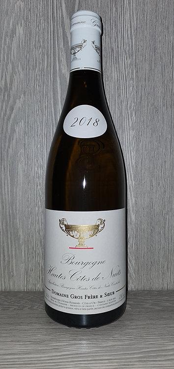 Bourgogne Hautes Côtes de Nuits 2018 (75 cl) - Domaine Gros Frère & Soeur