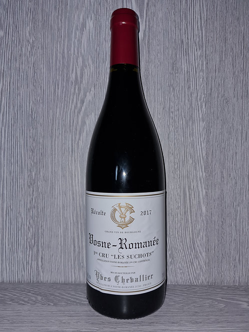 Vosne-Romanée 1er Cru Les Suchots 2017 (75 cl) - Domaine Yves Chevallier