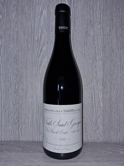 Nuits Saint Georges Au Bas de Combe Vieilles Vignes 2016 (75 cl)- J.Tardy