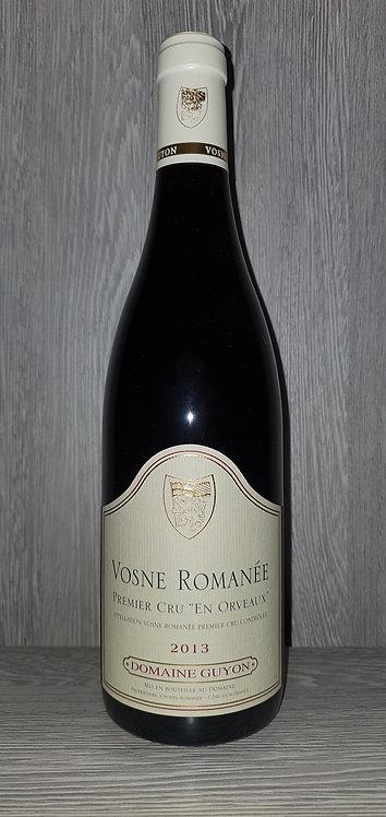 Vosne-Romanée 1er Cru En Orveaux 2013 (75 cl) - Domaine Jean-Pierre Guyon