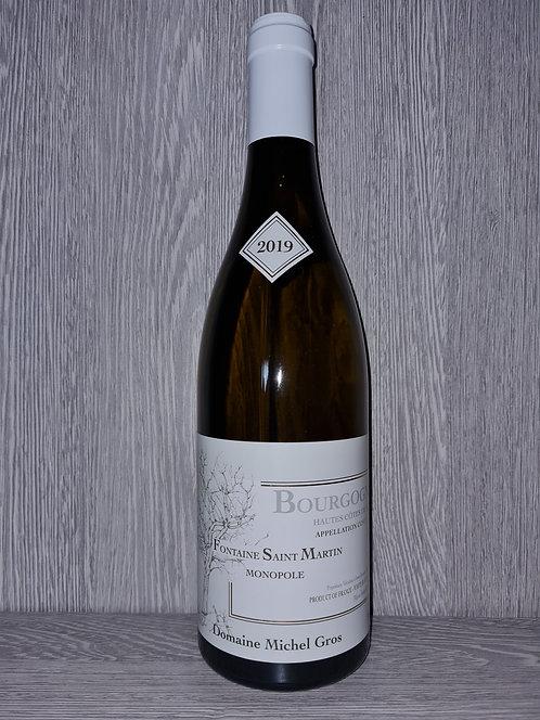 Fontaine Saint Martin 2019 (75 cl) - Domaine Michel Gros