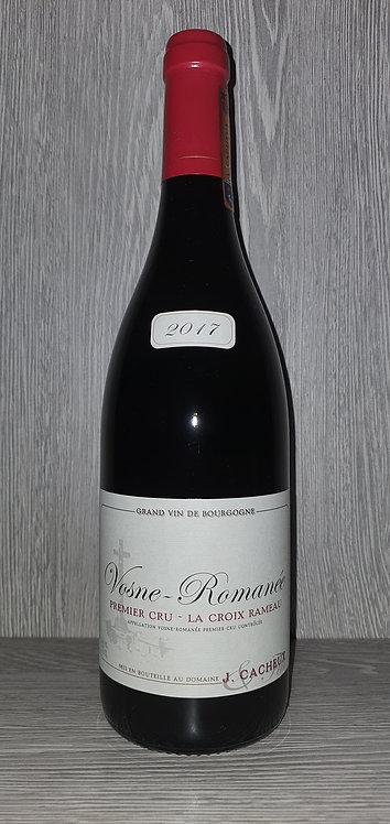 Vosne-Romanée 1er Cru La Croix Rameau 2017 (75 cl) - Domaine Jacques Cacheux