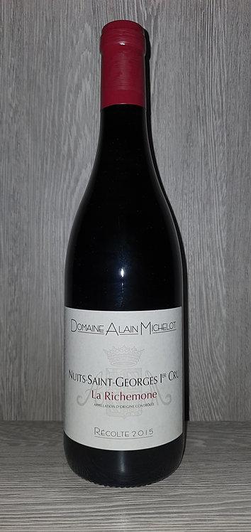 Nuits-Saint-Georges 1er Cru La Richemone 2015 (75cl) - Domaine A. Michelot