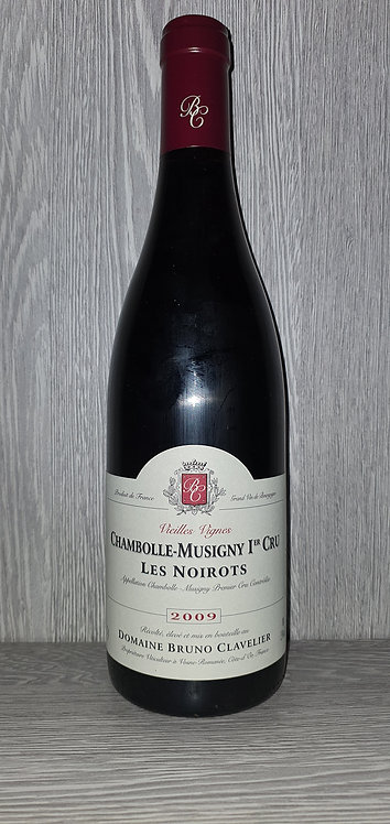 Chambolle-Musigny 1er Cru Les Noirots 2009 (75 cl) - Bruno Clavelier