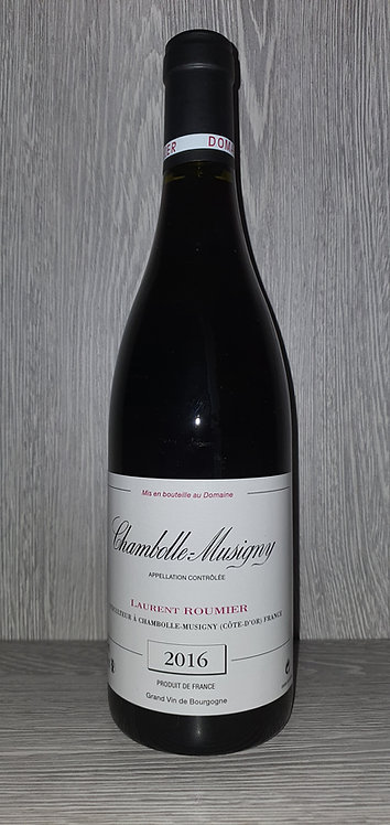 Chambolle Musigny 2016 (75 cl) - Domaine Laurent Roumier