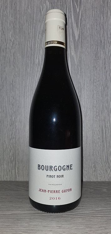 Bourgogne 2016 (75 cl) - Domaine Jean-Pierre Guyon