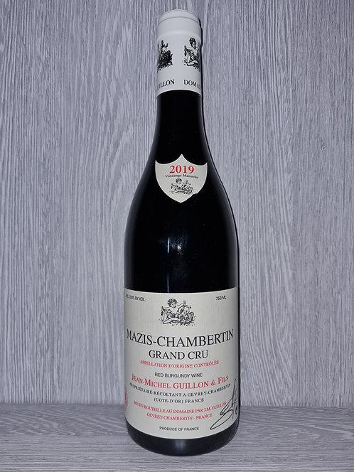 Mazis-Chambertin Grand Cru 2019 (75cl) - Domaine JM Guillon&Fils