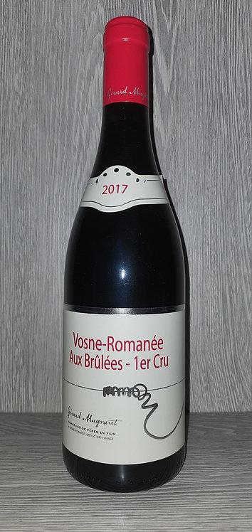 Vosne-Romanée Aux Brûlées 1er Cru 2017 (75 cl) - Domaine Gérard Mugneret