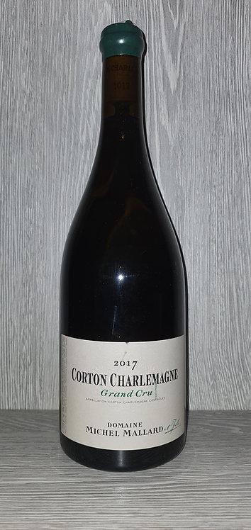 Corton Charlemagne Grand Cru 2017 - Domaine Michel Mallard et Fils