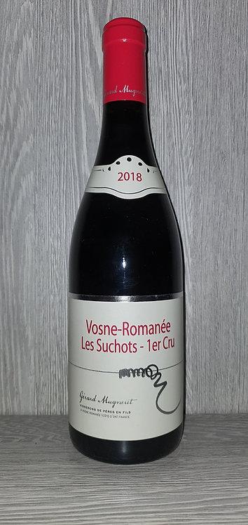 Vosne-Romanée Les Suchots 1er Cru 2018 (75 cl) - Domaine Gérard Mugneret