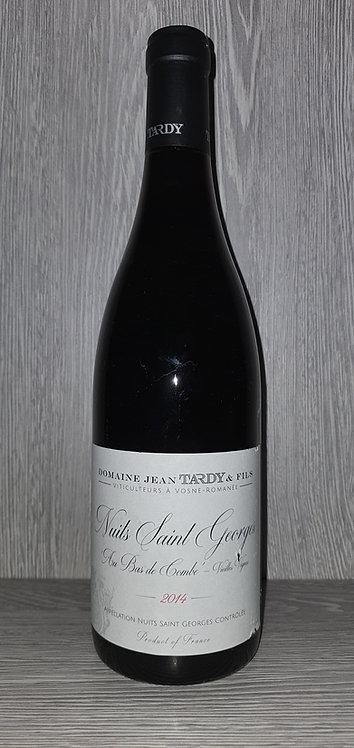 Nuits Saint Georges Au Bas de Combe Vieilles Vignes 2014 (75 cl)- J.Tardy & Fils