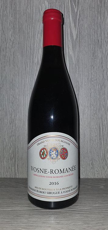 Vosne-Romanée 2016 (75 cl) - Domaine Robert Sirugue
