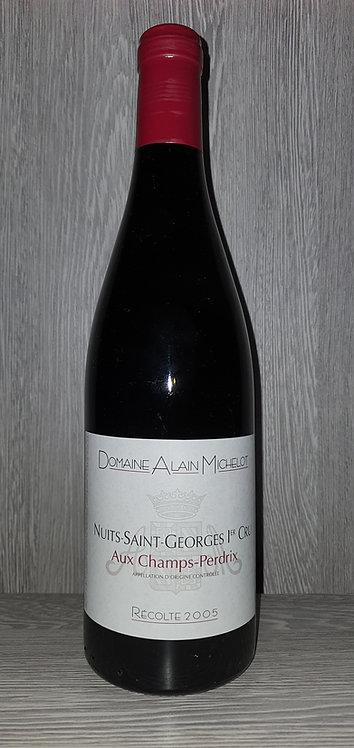 Nuits-Saint-Georges 1er Cru Aux Champs-Perdrix 2015 (75cl) - Domaine A. Michelot