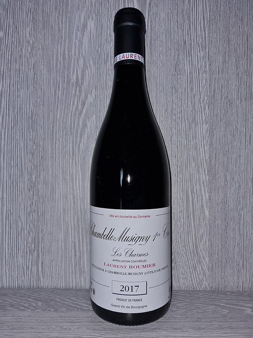 Chambolle Musigny 1er Cru Les Charmes 2017 (75 cl) - Domaine Laurent Roumier