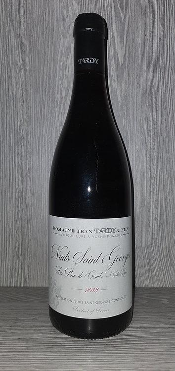 Nuits Saint Georges Au Bas de Combe Vieilles Vignes 2013 (75 cl)- J.Tardy & Fils