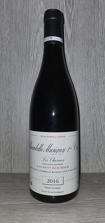 Chambolle Musigny 1er Cru Les Charmes 2016 (75 cl) - Domaine Laurent Roumier