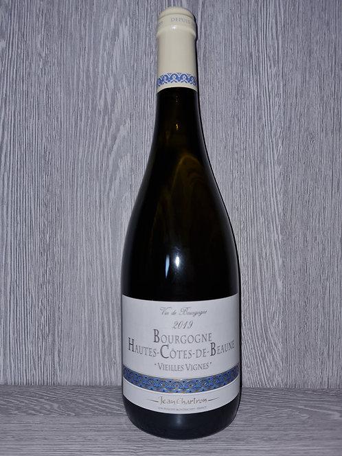 Bourgogne Hautes-Côtes-de-Beaune Vieilles Vignes 2018 (75 cl)-Domaine J.Chartron