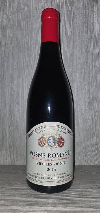 Vosne-Romanée Vieilles Vignes 2014 (75 cl) - Domaine Robert Sirugue