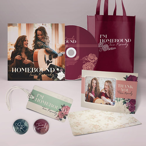 Homebound EP Package
