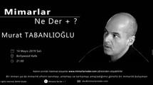 Murat Tabanlıoğlu, Namık Kemal Üniversitesi'nde Konuşuluyor!
