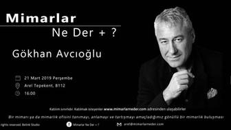 Arel Üniversitesi Sezonun İlk Buluşmasında Gökhan Avcıoğlu'nu Konuşuyor !