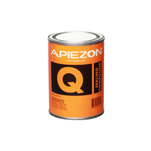APIEZON Sealing Compound Q, 1KG Tin