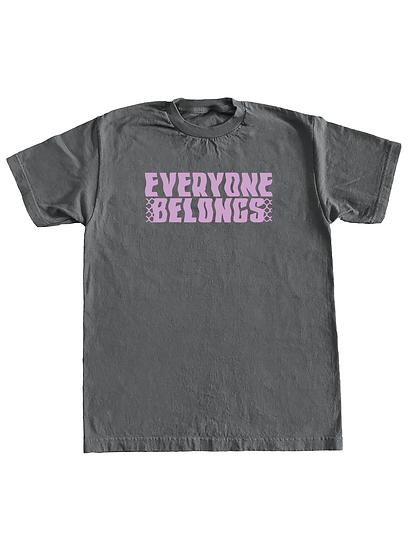 Everyone Belongs Tee (Transfigure Collab)