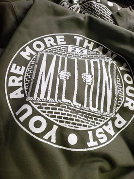 More Than Your Past Hoodies