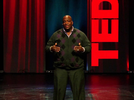 From Prison to the TEDx Stage