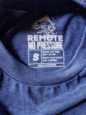 Remote No Pressure Tag