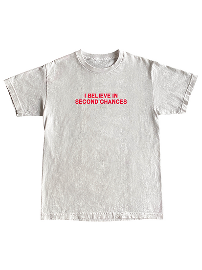 Second Chances Tee
