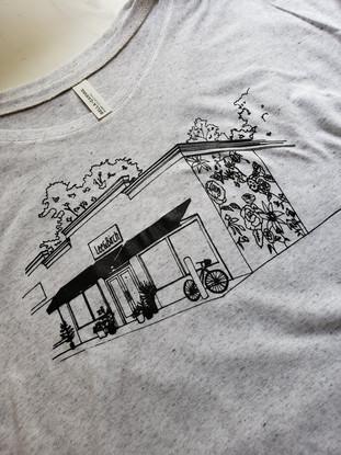 Storefront linework