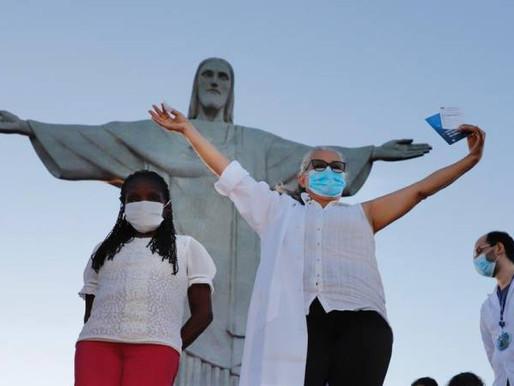 Rio de Janeiro começa vacinação para público em geral nesta segunda