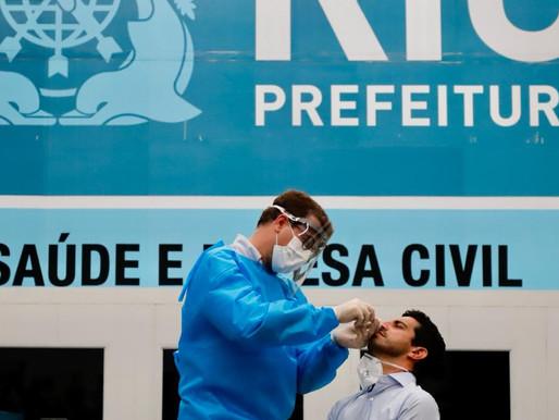 Prefeitura amplia testes para Covid-19 na cidade