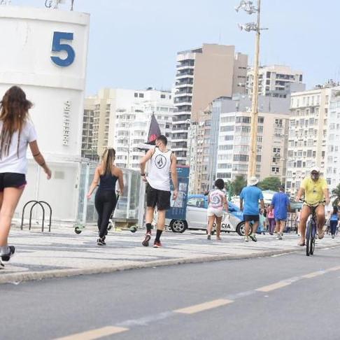 Rio de Janeiro registra 5 mortes e 1.715 novos casos de covid-19 em 24 horas