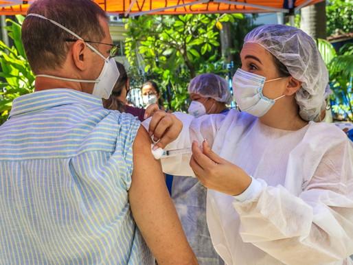 Prefeitura abre novos postos de vacinação na Zona Norte do Rio esta semana
