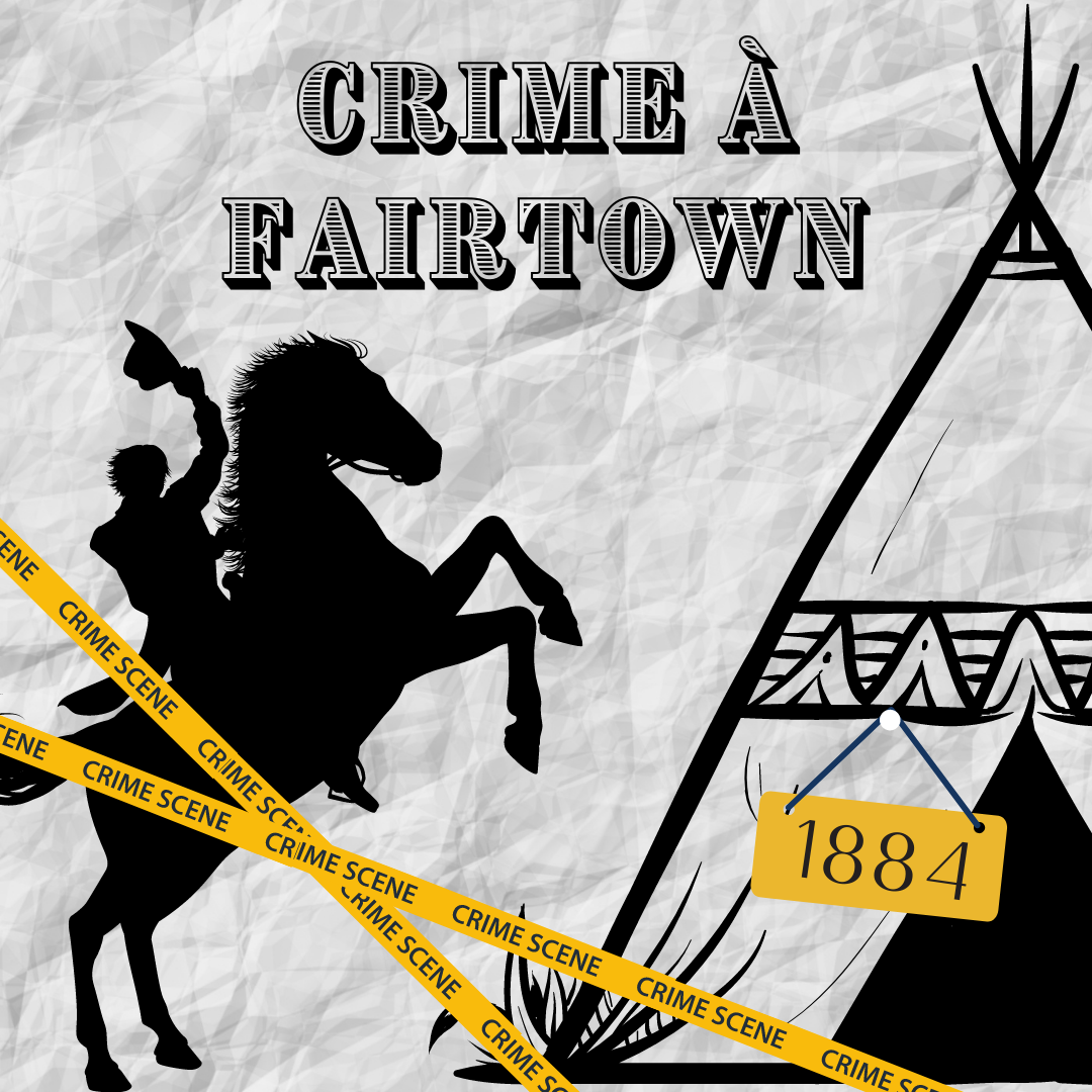Crime à Fairtown (à l'agence)