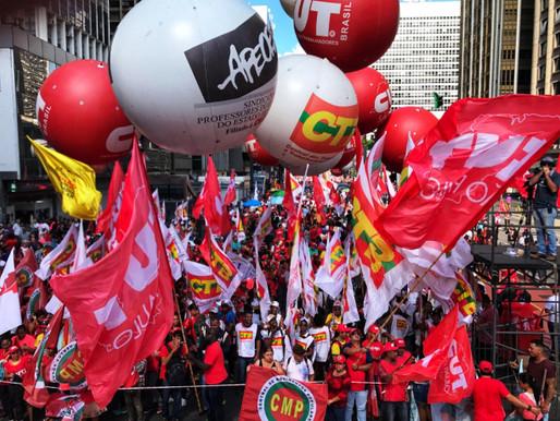 Com Lula, 1º de Maio dá exemplo de unidade do movimento sindical ao país e ao mundo