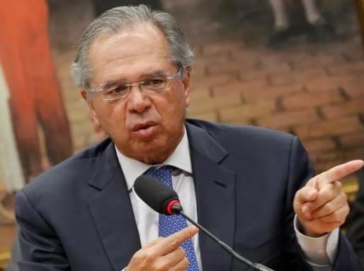 Paulo Guedes anuncia medidas emergenciais contra o coronavírus