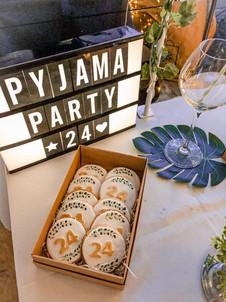 """Anniversaire surprise """"Soirée pyjama"""""""