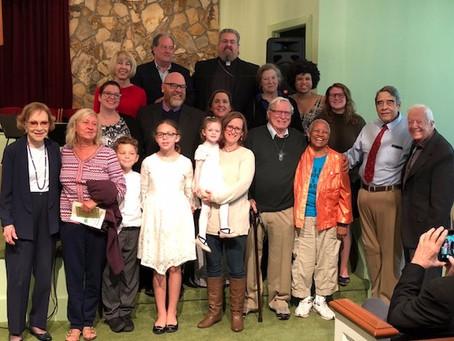 Episcopal Peace Fellowship's first pilgrimage a success