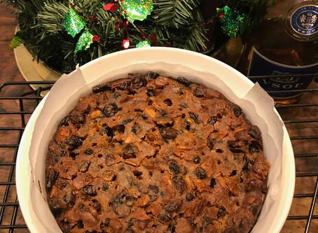Advent is like a...fruitcake?