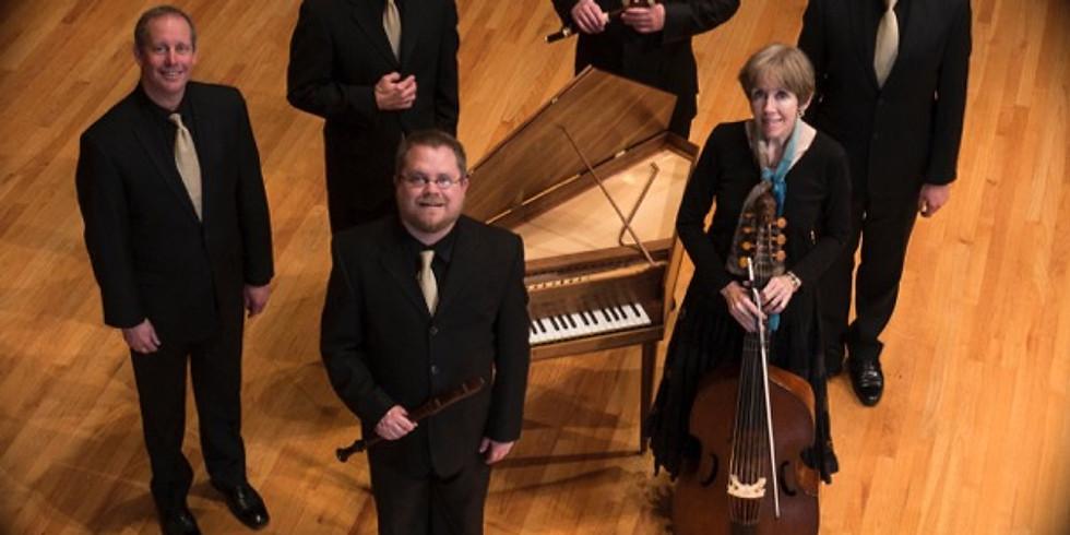 St. James Concert Series - Echoing Air