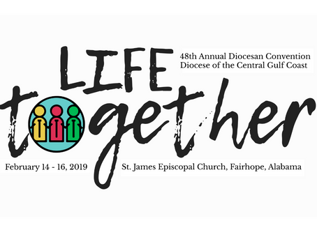 2019 Annual Diocesan Convention Summary