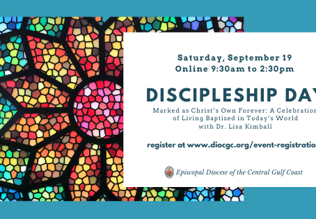 Discipleship Day 2020 with Dr. Lisa Kimball