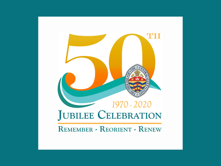 50th Jubilee Anniversary Announcement