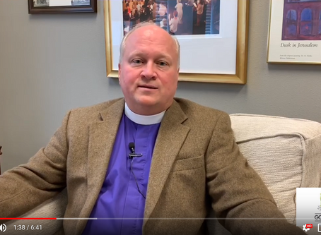 Bishop Russell Reflects on John 1-2:12