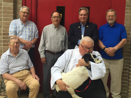 Old goats in Bay Minette win for Episcopal Relief and Development