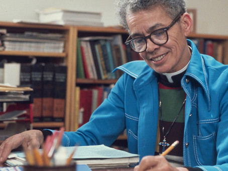 Racial Justice Icon, the Rev. Pauli Murray, Takes Center Stage